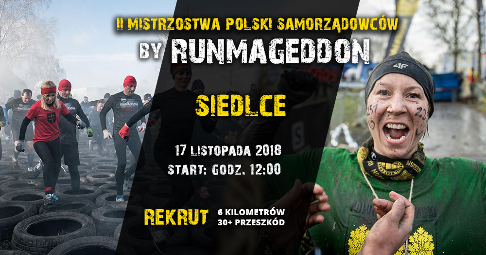 72cd3b626 Samorządowcy na start! Drugie ekstremalne Mistrzostwa Polski ...